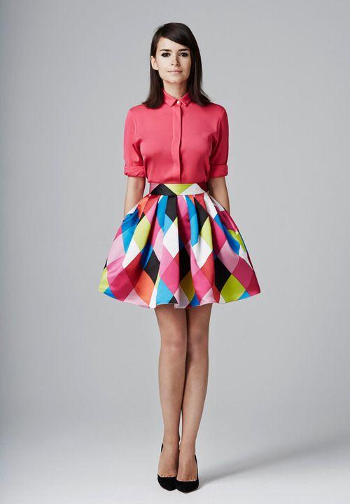 paris2london: MIROSLAVADUMA STYLE ICON II find more women fashion ideas on www.misspool.com
