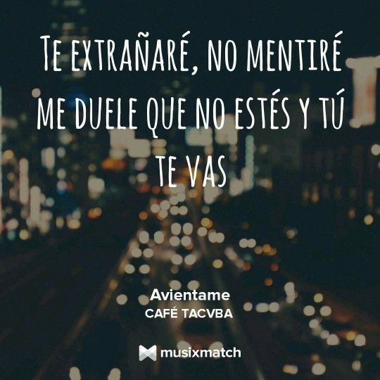 Avientame - Café Tacuba Because this song is EVERYTHING