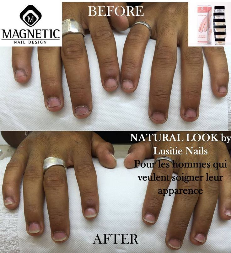 Also suitable for men: The Natural Look (104300)