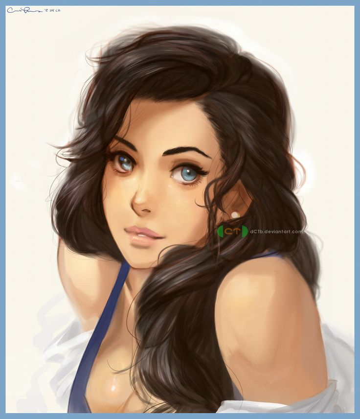 My Kind of Girl by *dCTb on deviantART
