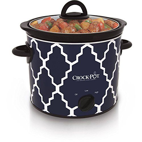 Crock-Pot 4-Quart Manual Slow Cooker, SCR400-BLT-WM1 *** You can find out more details at the link of the image.