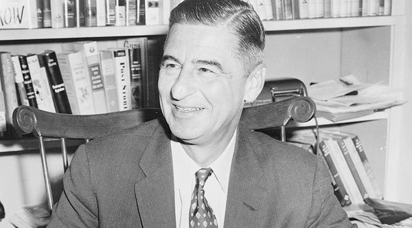 Dr. Seuss' First Book Was Rejected By 27 Publishers. On His Way Home To Burn It, His Life Changed Forever