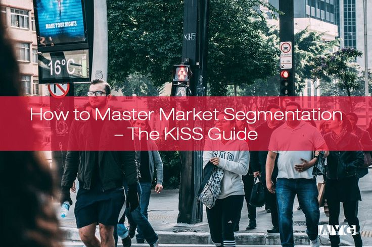 """A few days ago, taking part in a brainstorming event, I was reminded about market segmentation. During this exercise on how college professors and companies can join forces to enable students' entrepreneurial spirit, one of the teams mentioned they were addressing everybody. Capital EVERYBODY. Mentally, I heard myself say """"Talk about market segmentation, huh?!"""" But, that was because I get easily overwhelmed."""