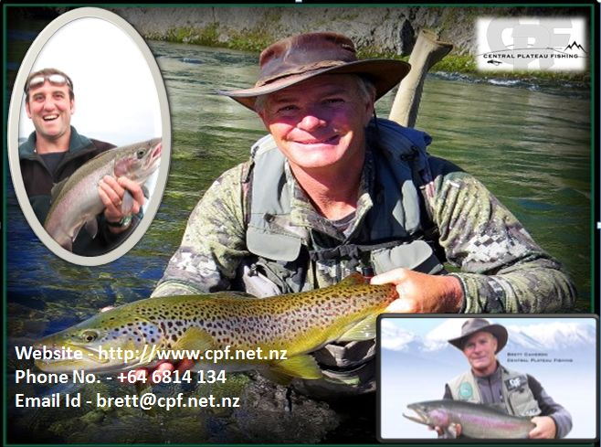 Lake Taupo, of New Zealand, offers excellent trout fishing all year round. Trout fishing in Lake Taupo is an absolute thrill that enables you access unmatched fishing grounds Why not fish and catch trout with Taupo's most experienced charter boat operator?