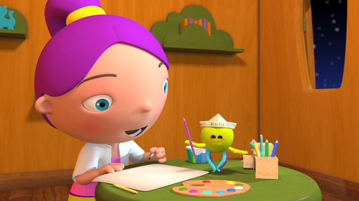 Little Miss Muffet - Still from video by #HuggyBoBo  Watch on YouTube https://youtu.be/C9dBMbBiM7g