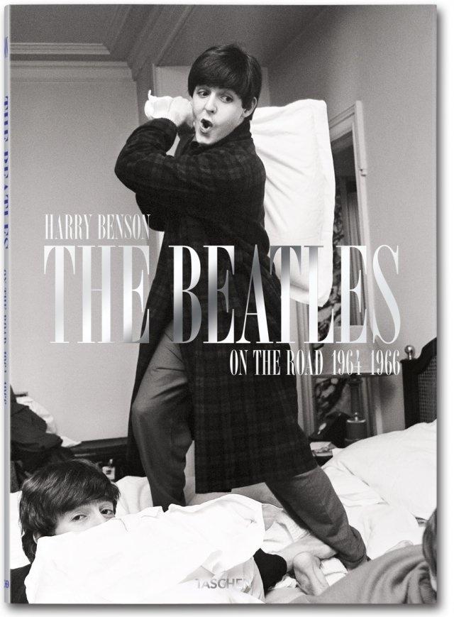 Harry Benson. The Beatles. TASCHEN Books