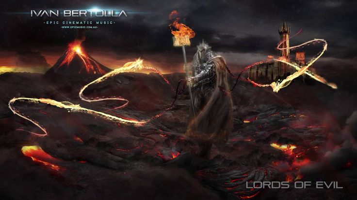 Epic Music - Lords of Evil by Ivan Bertolla