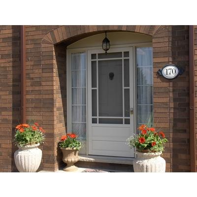 Diy Prairieview Wood Screen Door 34 Inch X 80 Inch