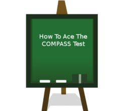 How to Ace the Compass Test  http://www.mycompasstest.com/