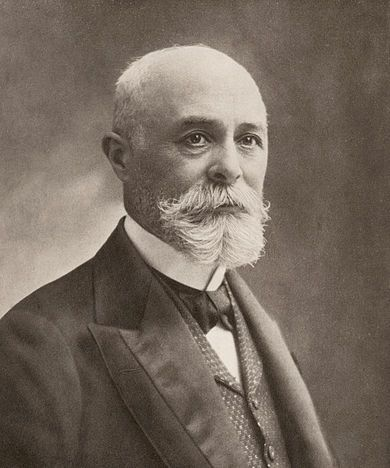 Antoine-Henri Becquerel - one of the discoverers of radioactivity