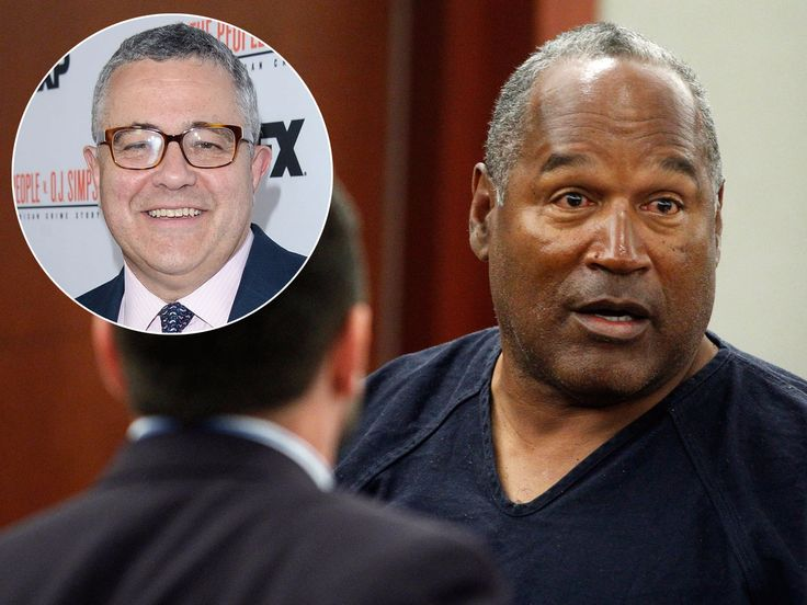 Legal expert Jeffrey Toobin explained why O.J. Simpson should not be in prison right now - In 1994, at the height of the country's attention toward O.J. Simpson's trial for the murder of his ex-wife Nicole Brown Simpson, and her friend Ronald Goldman, Jeffrey Toobin forever became linked to the former athlete.  He broke the story, in The New Yorker, that Simpson's legal team planned to accuse detective Mark Fuhrman of planting evidence.  21 years after the trial of the century, the cast of…