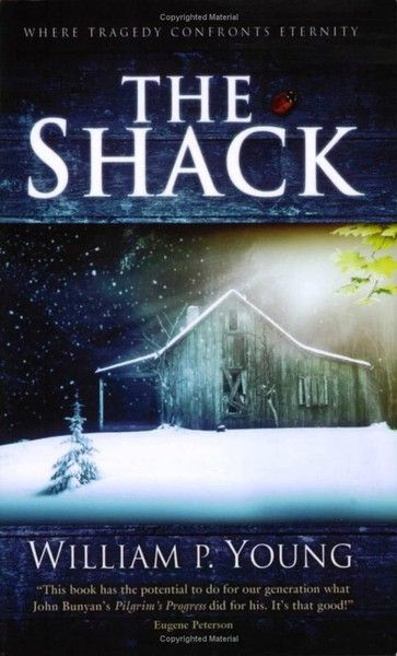 Wm. Paul Young. The Shack. Such a GOOD book!!