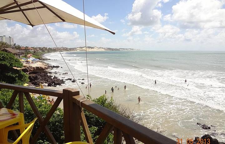 Vista da Praia de Cotovelo