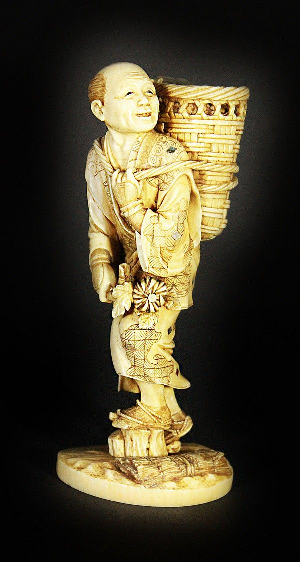 Best images about ivory and wood carvings on pinterest