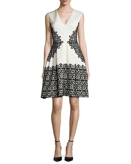 Lelarose Cloth Lela Rose Pinterest Lace Dress And