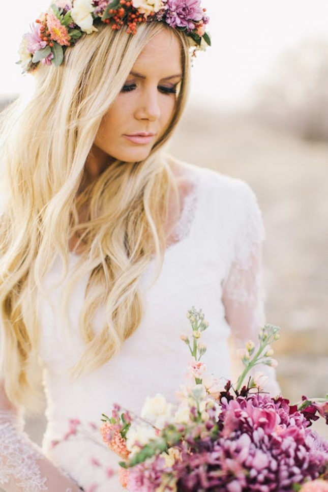 5 Cool-Girl Beauty Trends for Spring Brides | Brit + Co