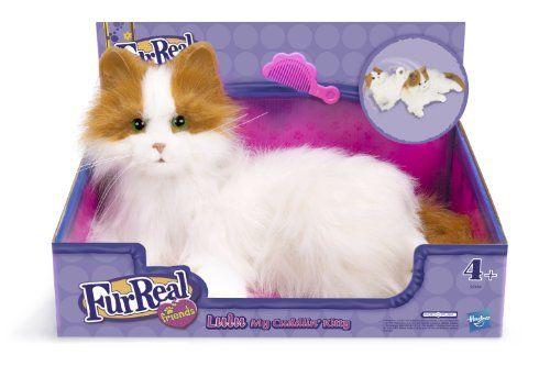 Furreal Friends Cat - Lulu My Cuddlin Kitty ABG,http://www