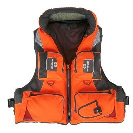 Professional Life Jacket For Fishing Boating and  Water Sport.