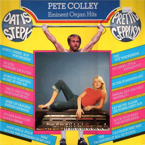 Pete Colley - Eminent Organ Hits (Vinyl, LP, Album) at Discogs