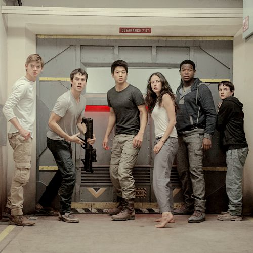 """Exclusive Look At The Maze Runner: Scorch Trials"""