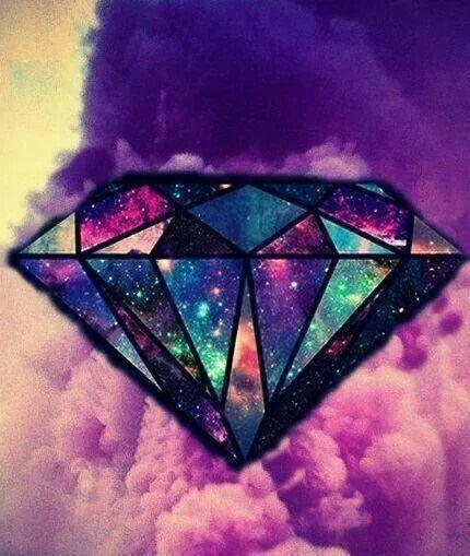 Kaleidoscope diamond