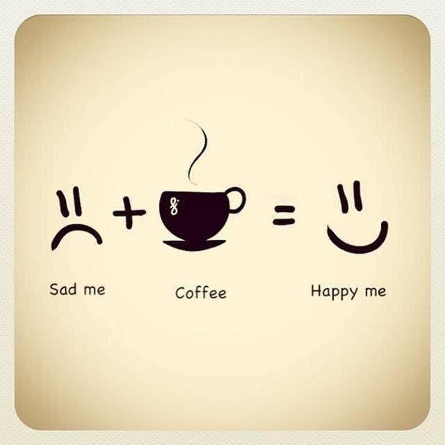 Прикольные картинки о кофе, бабочки