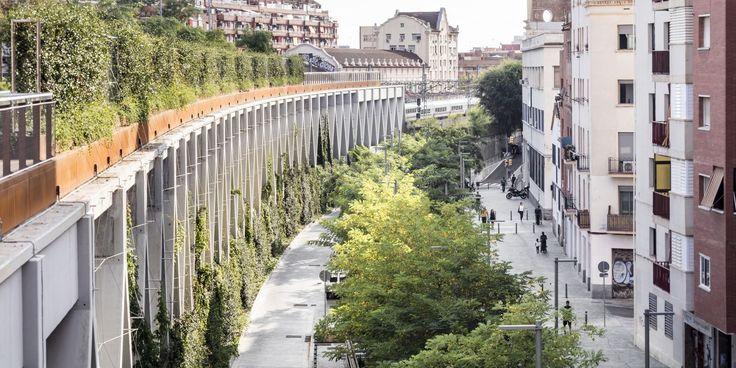 Galería de Jardines elevados de Sants en Barcelona / Sergi Godia + Ana Molino architects - 5