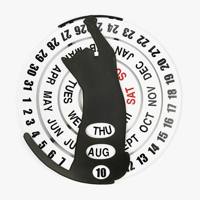 Calendário Permanente Gato | referência 74070170 | A Loja do Gato Preto | #alojadogatopreto | #shoponline