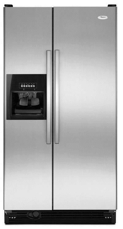 Users looking for an energy-efficient refrigerator find a suitable option in Whirlpool ED5FVGXWS. This Whirlpool refrigerator is ENERGY STAR compliant and a CEE Tier II rated, making it among the most energy-efficient refrigerators out there. The refrigerator uses less energy than a 60-watt light bulb Aside from that, the ED5FVGXWS offers an adaptive defrost system so users can save money.