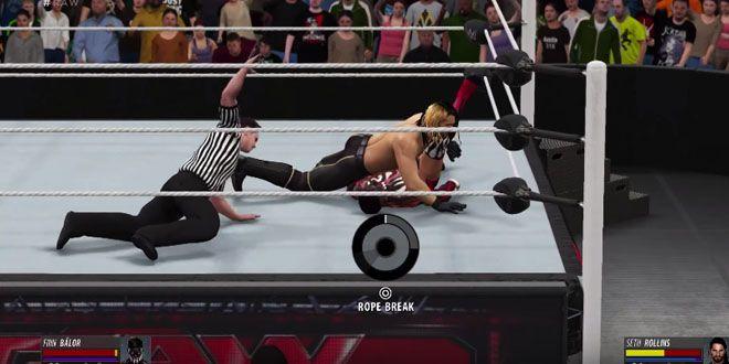 2K Games mostró las primeras imágenes del juego WWE 2K16 http://j.mp/1Mpd5LE |  #2KGames, #LuchaLibre, #Videojuegos, #WWE2K16