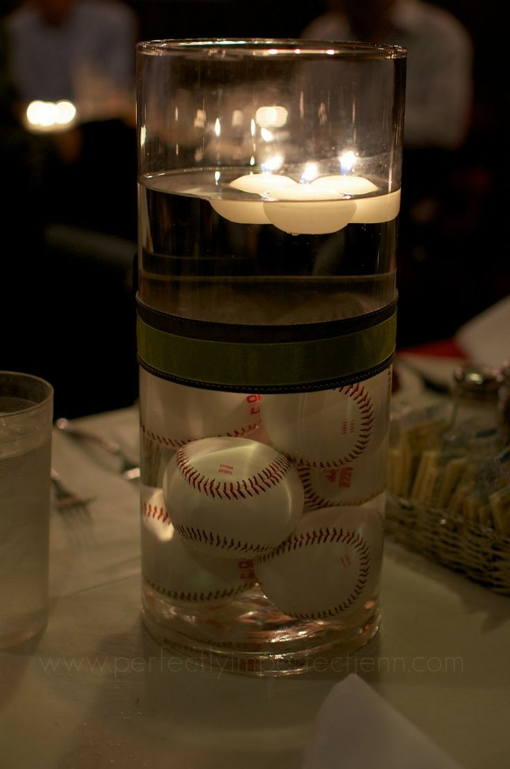 1000+ Images About Softball Centerpieces On Pinterest
