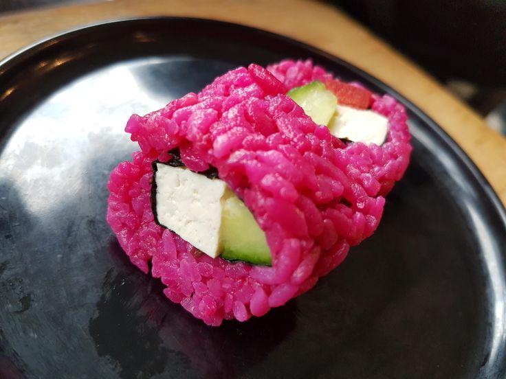 Aussergewöhnliches und sehr leckeres vegetarisches Sushi. im Sushi Circle Berlin (Neues Kranzler Eck) in Berlin. Lust Restaurants zu testen und Bewirtungskosten zurück erstatten lassen? https://www.testando.de/so-funktionierts