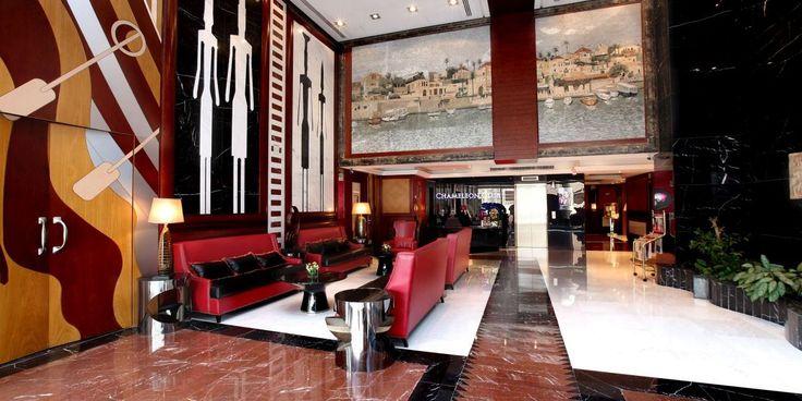 Seson 2017/2018 Dubai - Hotel Byblos 4*