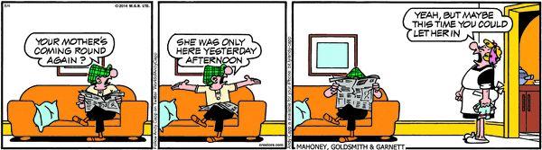 Andy Capp Cartoon for Aug/04/2014