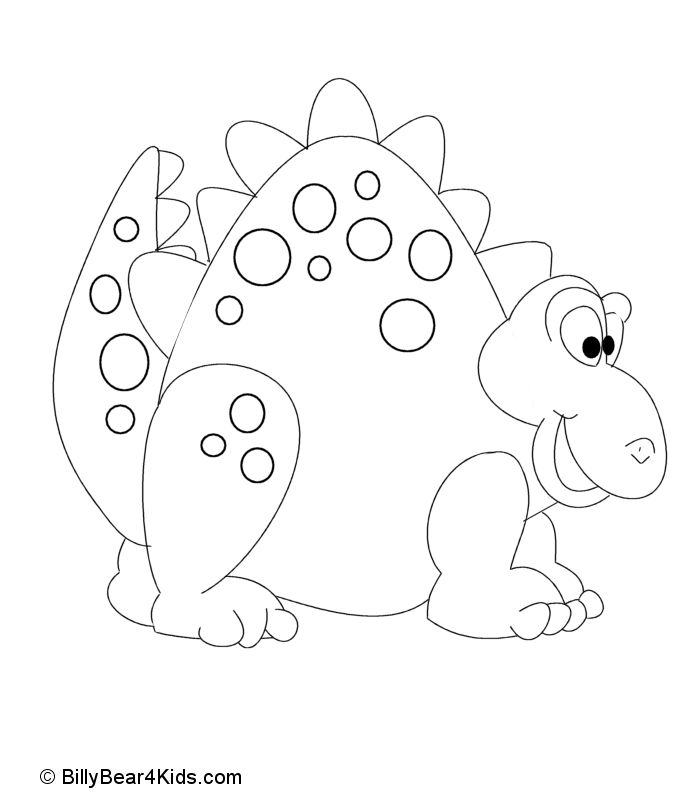 Image59 Gif 28841 Bytes Stamps Coloring Pages Dinosaur