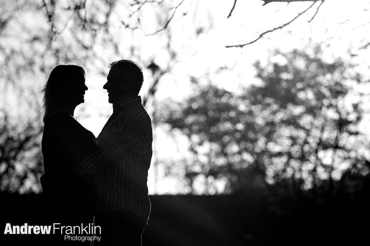 Pre Wedding shoot, Engagement shoot, Silhouette's, By Andrew Franklin Photography, www.andrewfranklin.co.uk
