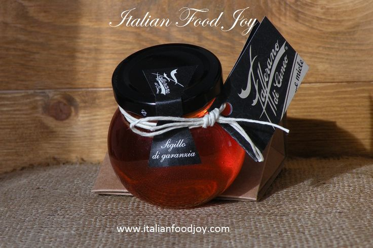 #Saffron #Honey with #intense #flavour www.italianfoodjo... for UK and other countries www.italianfoodjo... for DE and AT only