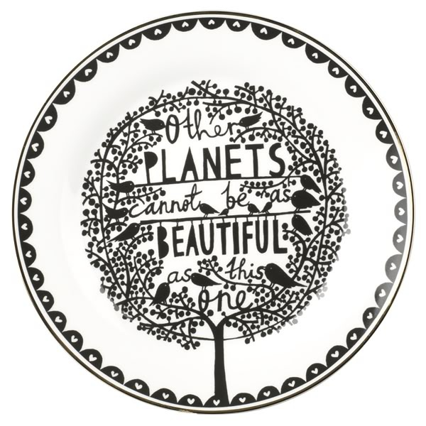 rob ryan / plate.  other planets cannot be as beautiful as this one.