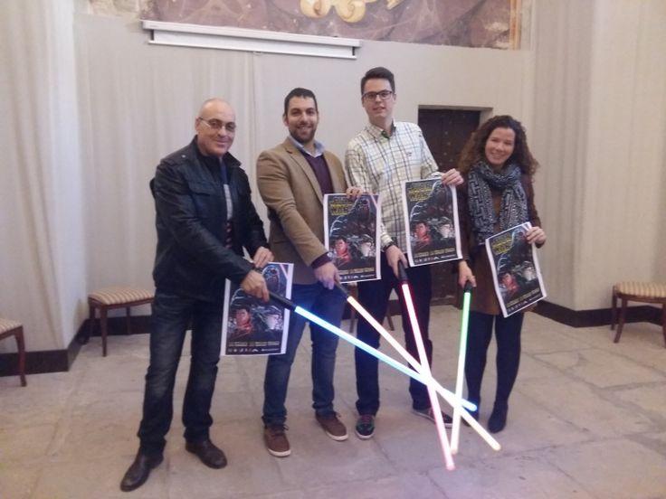 Úbeda prepara el Star Wars Days con motivo del estreno de la última película