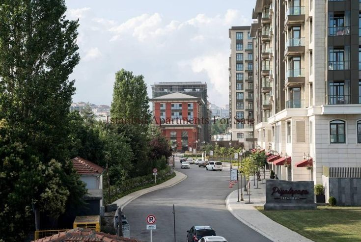 Istanbul City Centre Modern Apartments in Beyoglu