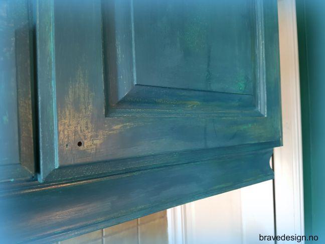 Nytt kjøkken med Vintro kalkmaling! – Kalkmaling, idèer og inspirasjon, finn din stil og legg ditt personlige preg på kjøkkenet!  #vintrokalkmaling #kalkmaling #vintropaint #metallic #kitchen #kjøkken #kjøkkeninnredning #gold #interior #paint #chalkpaint