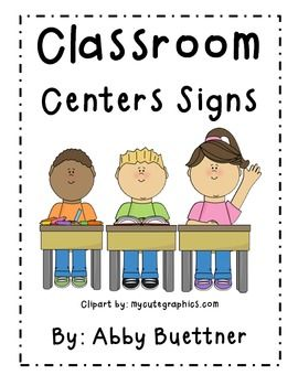 What is a good way to introduce centers in the classroom?