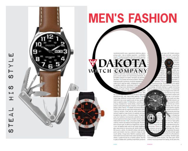 """Men's Autumn Fashion"" by dakotawatches on Polyvore featuring Oris, men's fashion and menswear"