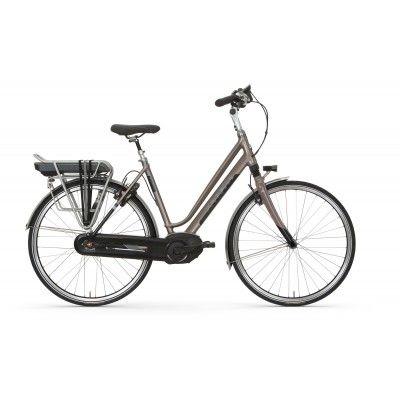 Elektryczny Rower Miejski Damski Gazelle Ultimate. Wyjątkowość tego roweru tkwi w tym, że jest on produkowany przez jednego pracownika. Solidność i doskonałe wykonanie. http://damelo.pl/damskie-rowery-miejskie-elektryczne/412-elektryczny-rower-miejski-damski-gazelle-ultimate-.html