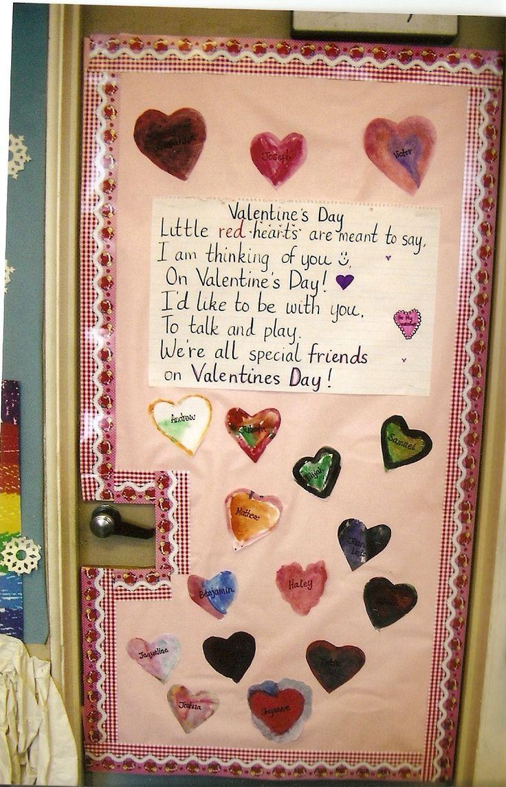 Valentine door decorations - Bing Images