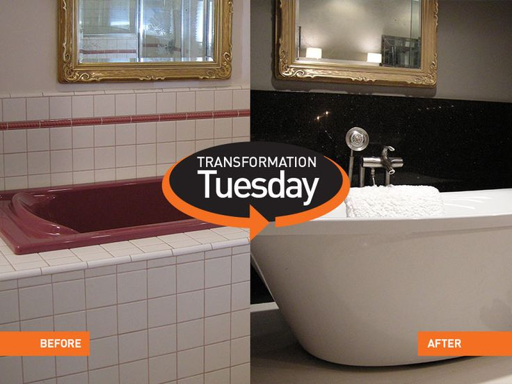 101 best Bathroom Transformations images on Pinterest | Bathroom ...