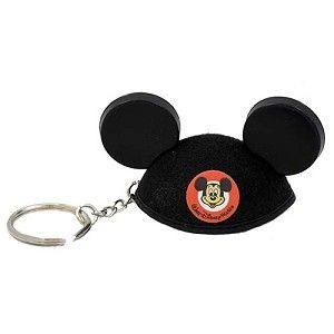 Disney Keychain - Walt Disney World - Mickey Mouse Ears Hat