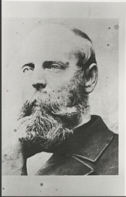 Francis Boardman Clapp, 1833-1920, who established the first cable tramway in Melbourne in 1885, Melbourne, ca. 1870 [picture].