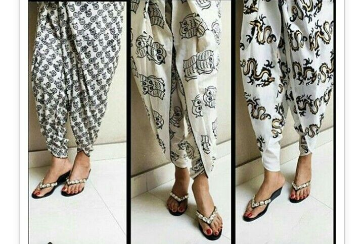 Latest Tulip Pants Trends 2016-17 Designs & Cutting Tutorial | StylesGap.com