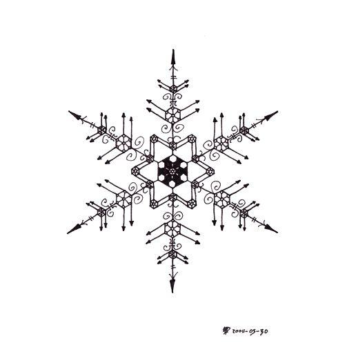 Snowflake designs